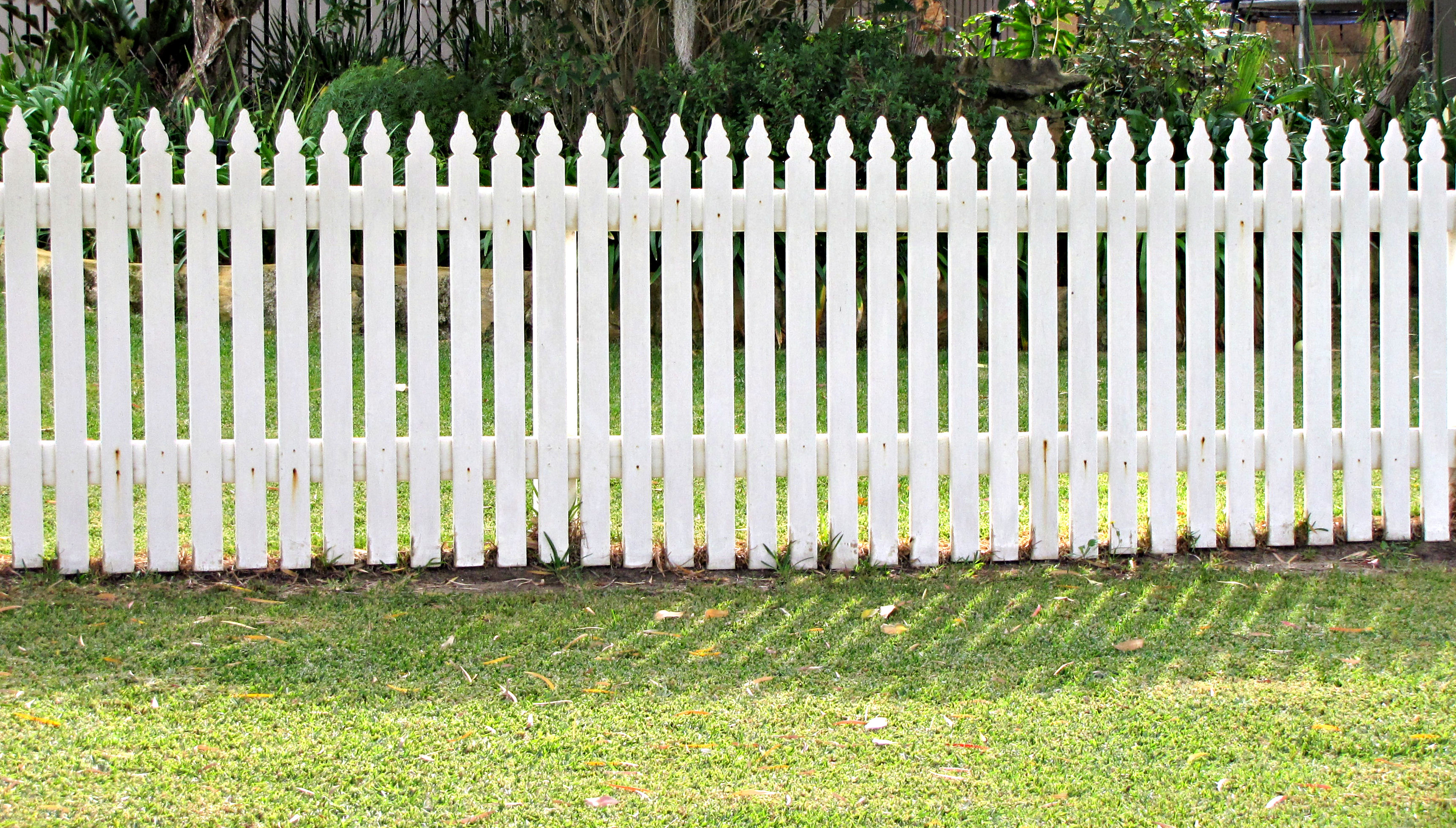Picket Fences | Multifencing Newcastle