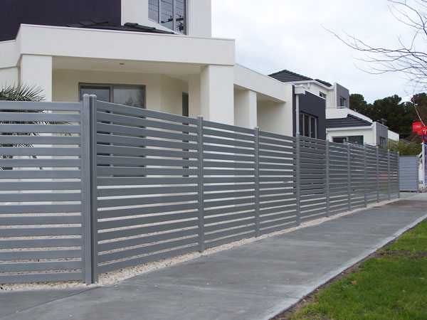 Aluminium Fencing Multifencing Newcastle