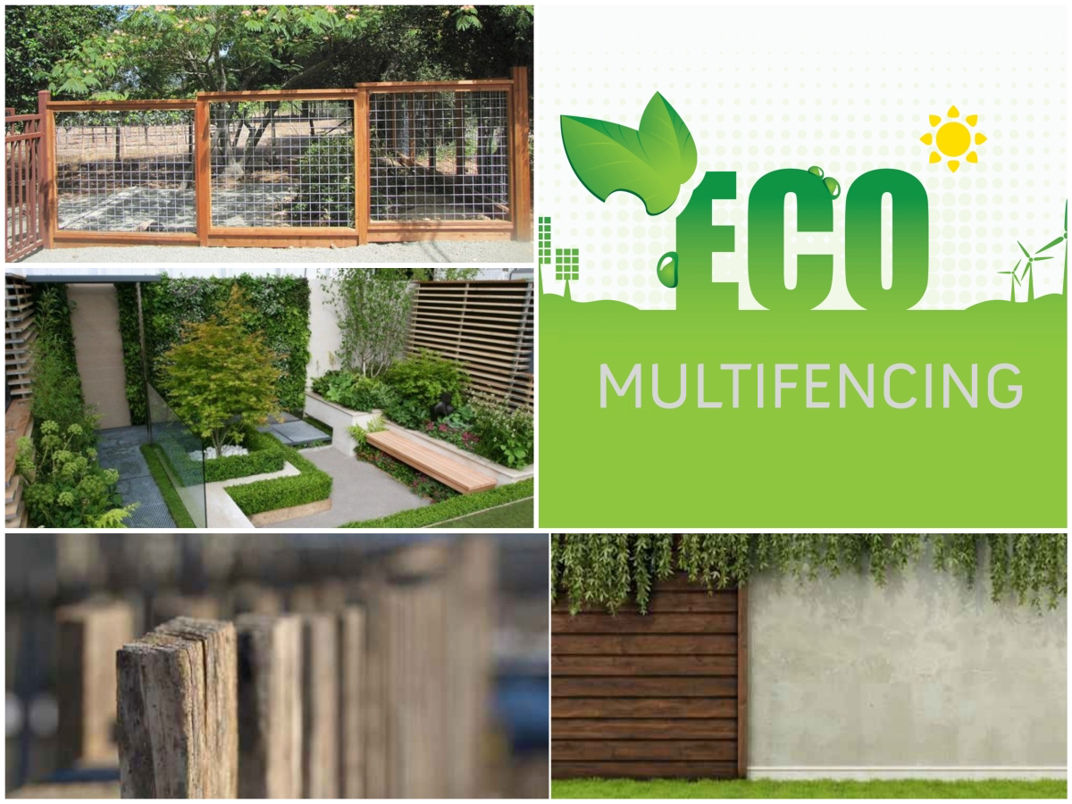 eco friendly fencing