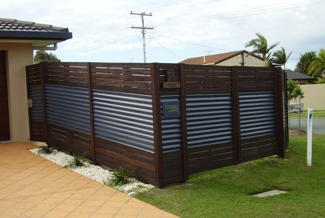 Timber Fencing Multifencing Newcastle