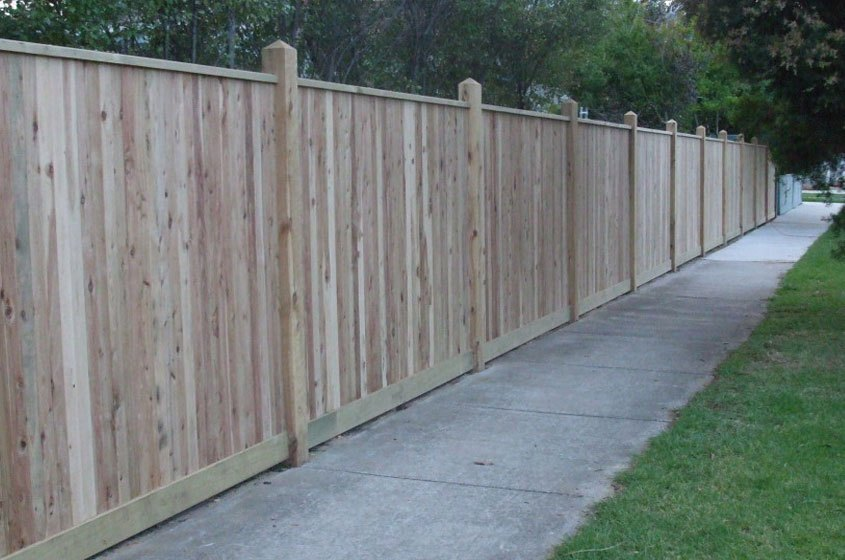 Lap And Cap Fencing Multifencing Newcastle